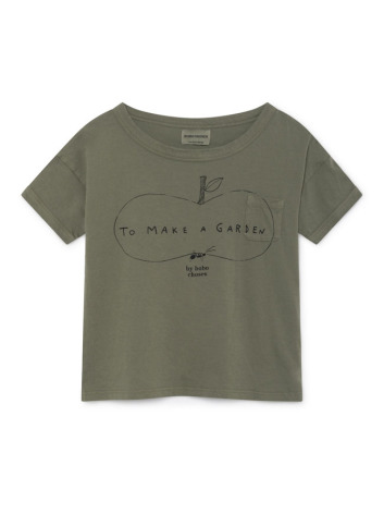 BoBo Choses Ant and Apple SS T-shirt