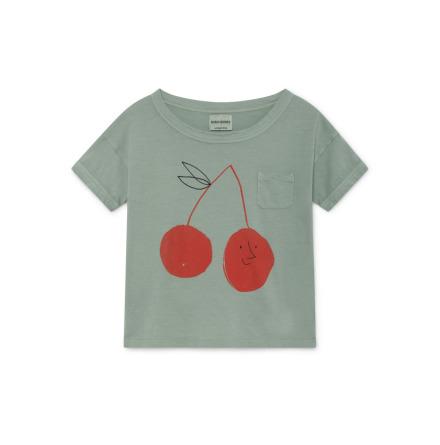 BoBo Choses Cherry SS T-shirt