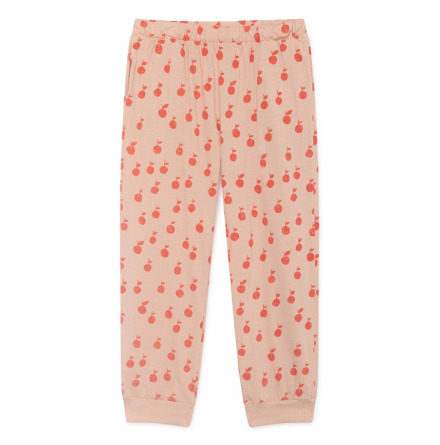 BoBo Choses Red Apple Tracksuit