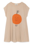 BoBo Choses Tangerine Dreams Evase Dress
