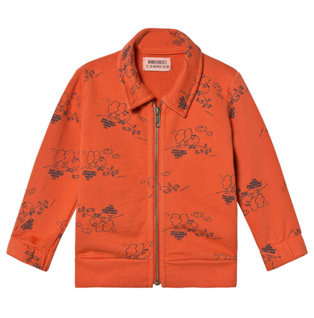 BoBo Choses Tangerine Sweatshirt