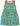 Duns Sleeveless Dress w gathered skirt Submarine