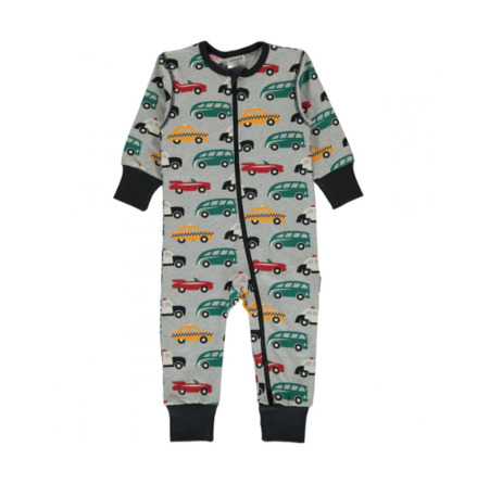 Maxomorra Pyjamas LS Traffic