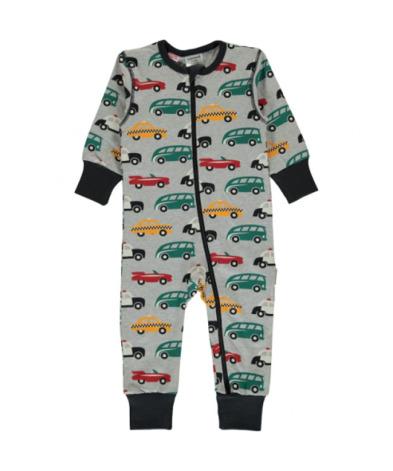 Maxomorra Pyjamas LS Traffic