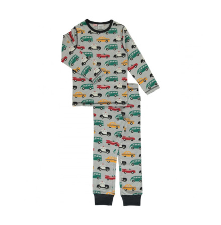 Maxomorra Pyjamas Set LS Traffic