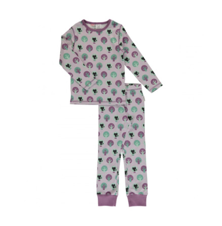 Maxomorra Pyjamas Set LS Park