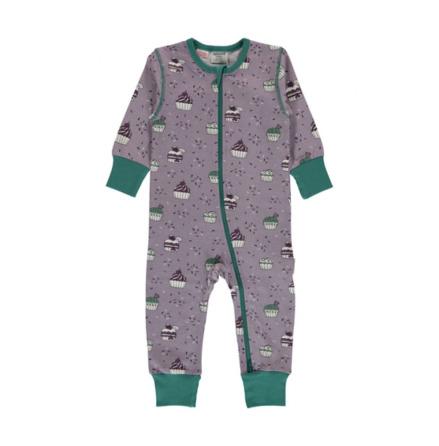 Maxomorra Pyjamas LS Cupcake