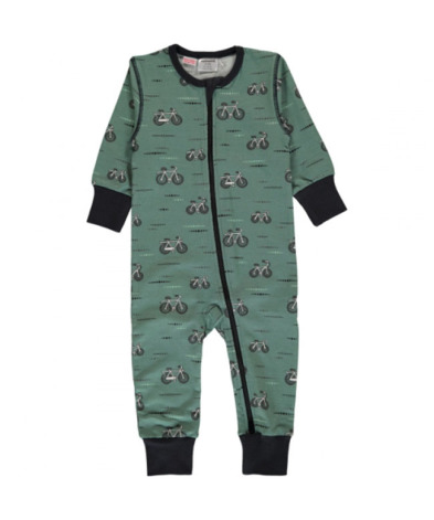 Maxomorra Pyjamas LS Bicycle