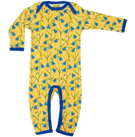 Duns Pyjamas Bluebells Yellow