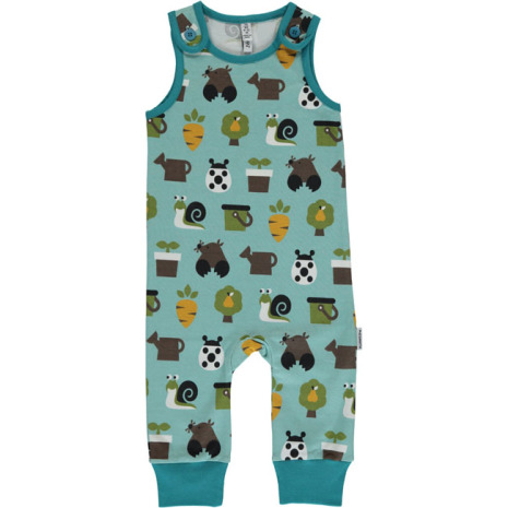Maxomorra Playsuit Garden