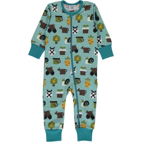 Maxomorra Pyjamas LS Garden