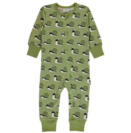 Maxomorra Pyjamas LS Snail