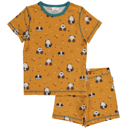 Maxomorra Pyjamas Set SS Mole