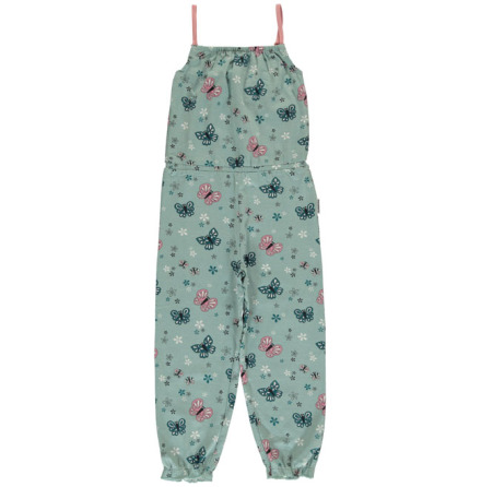 Maxomorra Jumpsuit LL Butterfly