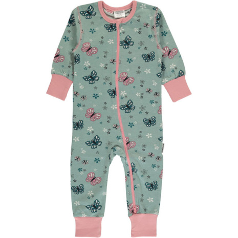 Maxomorra Pyjamas LS Butterfly