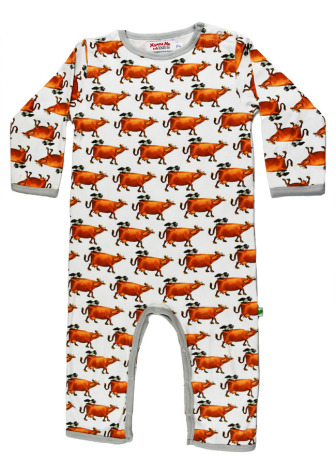 Sture & Lisa Mamma Mu Pyjamas