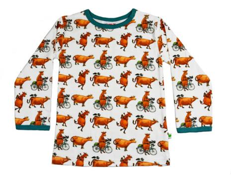 Sture & Lisa Mamma Mu T-shirt