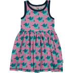 Maxomorra Dress Spin hummingbird