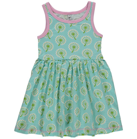 Maxomorra Dress Spin Dandelion