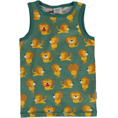 Maxomorra Tank Top Lion