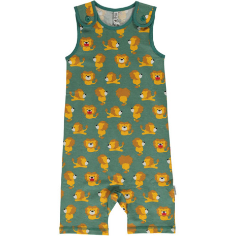 Maxomorra Playsuit Lion