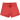 Maxomorra Sweatshorts Rusty Red