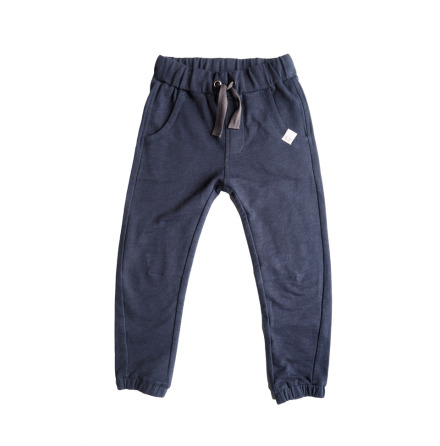 By Heritage Arvid Trousers Navy Blue