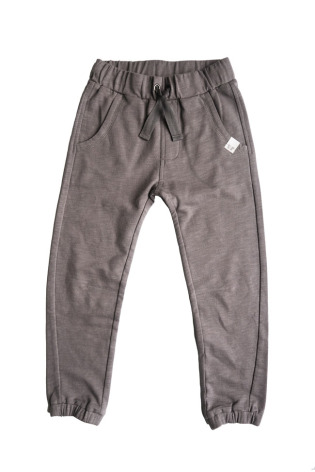By Heritage Arvid Trousers Warm Grey