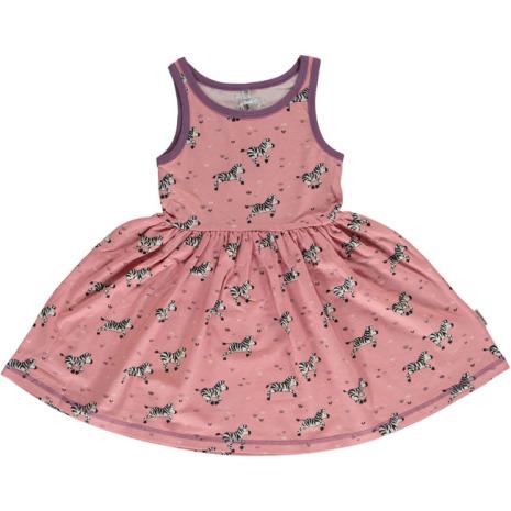 Maxomorra Dress Spin Zebra