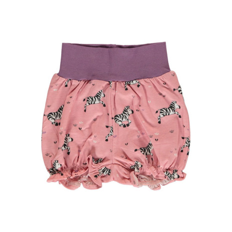 Maxomorra Shorts Zebra