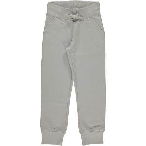 Maxomorra Sweatpants Ljusgrå