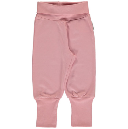 Maxomorra Babypants Dusty Pink