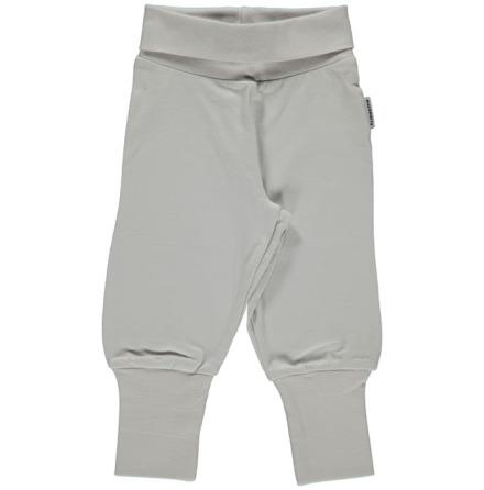 Maxomorra Babypants ljusgrå