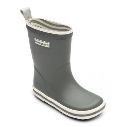 Bundgaard naturgummistövel Cool Grey