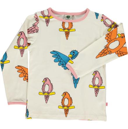 Småfolk T-shirt LS Parrot