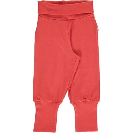 Maxomorra Babypants Rusty Red