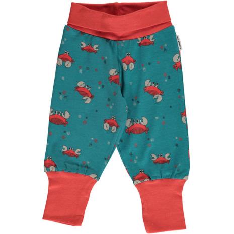 Maxomorra Rib Pants Crab