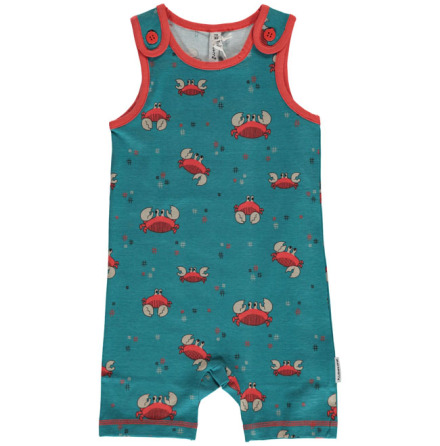 Maxomorra Playsuit Crab