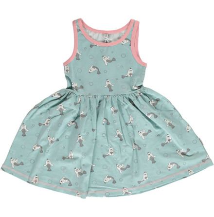 Maxomorra Dress Spin Seal