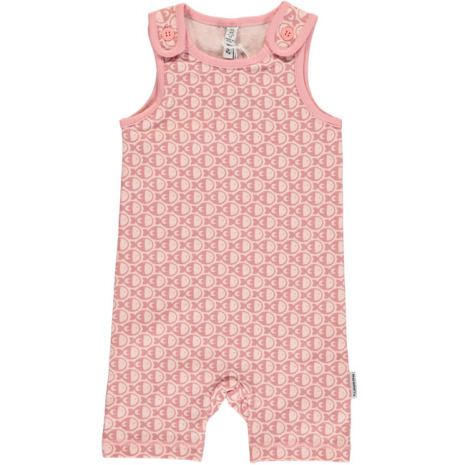 Maxomorra Playsuit Fish