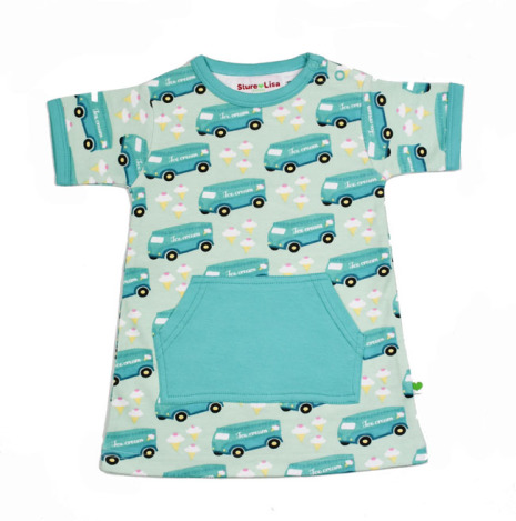 Sture & Lisa Dress Ice Cream Truck
