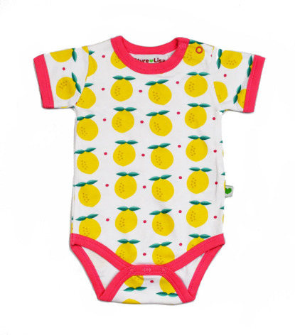 Sture & Lisa Body Lemon