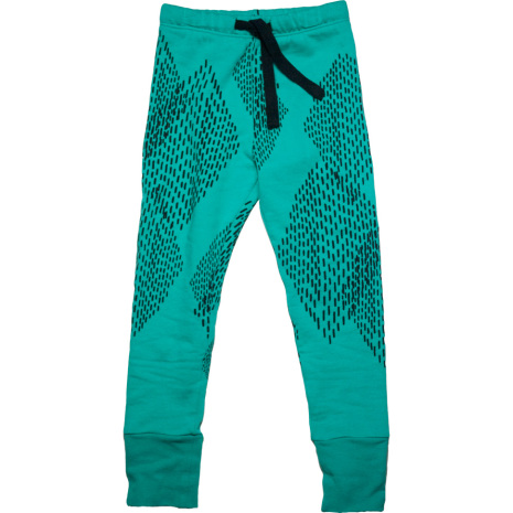 Koolabah Green Gal Sweat Pants