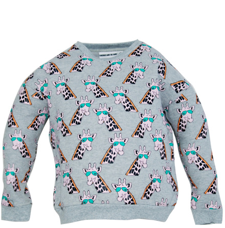 Gardner & The Gang Sweatshirt Gertrude Giraffe