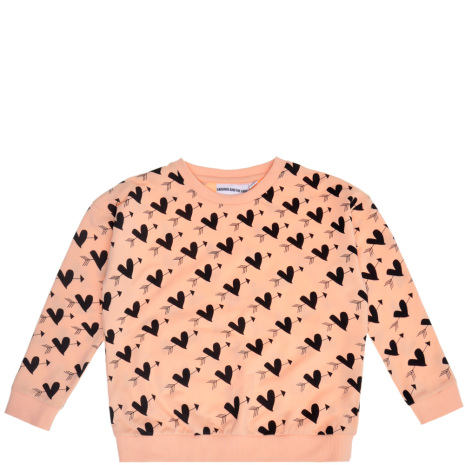 Gardner & The Gang Sweatshirt Heart