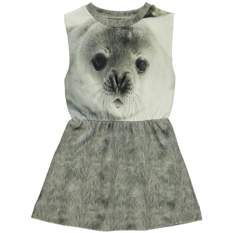 Popupshop Robbie Dress Seal