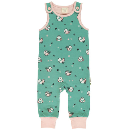 Maxomorra Playsuit Little Sparrow