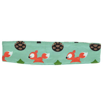 Maxomorra Hairband Busy Squirrel