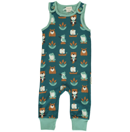 Maxomorra Playsuit Lake Life