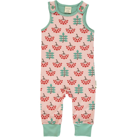 Maxomorra Playsuit Ruby Rowanberry